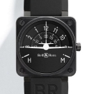 Bell & Ross BR01 Turn Coordinator Watch