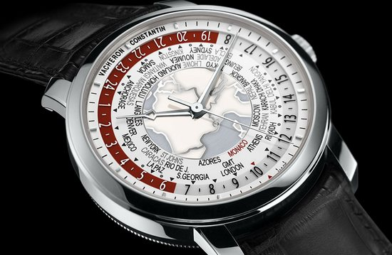 Vacheron Constantin Patrimony Traditionnelle WorldTime Only Watch Dial