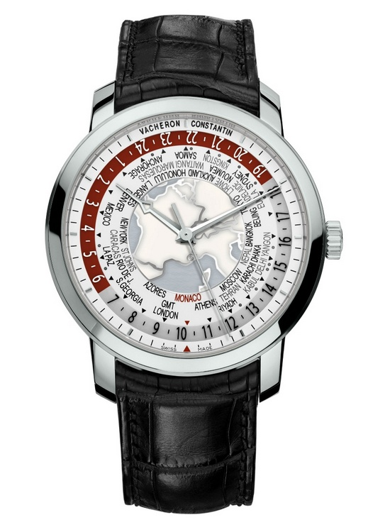 Vacheron Constantin Patrimony Traditionnelle WorldTime Only Watch