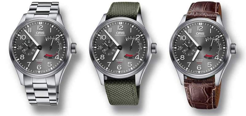 Oris Big Crown ProPilot Calibre 111 Watches