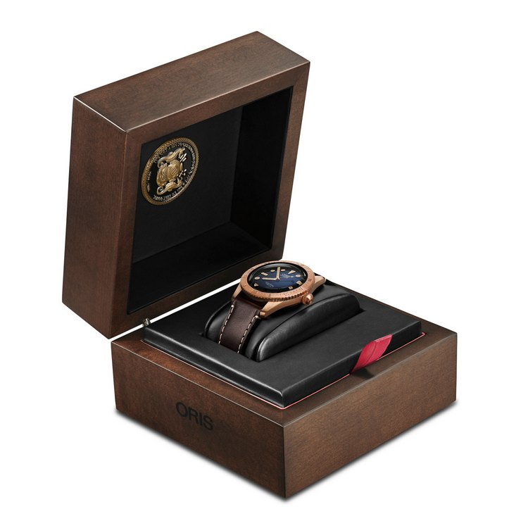 Oris Carl Brashear Limited Edition Watch Box