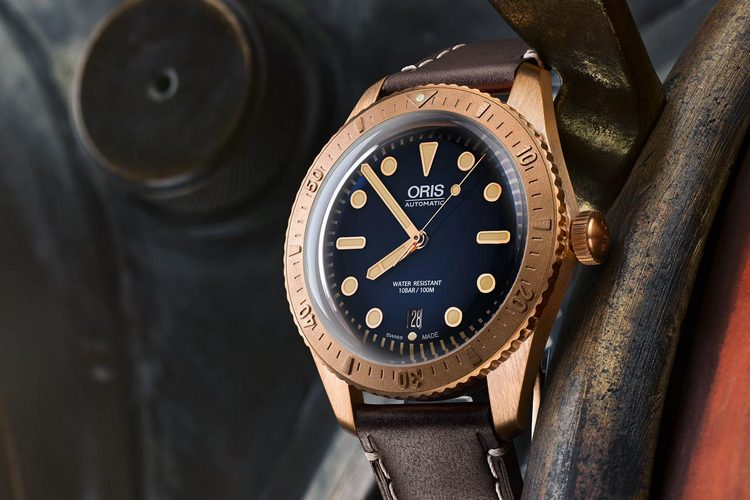 Oris Carl Brashear Limited Edition Watch