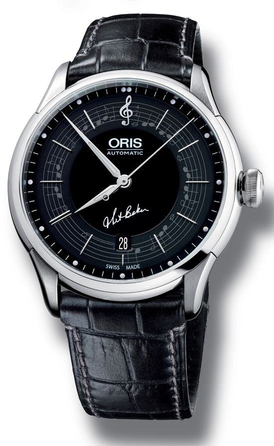 Oris Chet Baker Limited Edition Watch