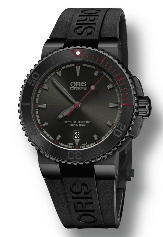 Oris El Hierro Limited Edition Watch Front