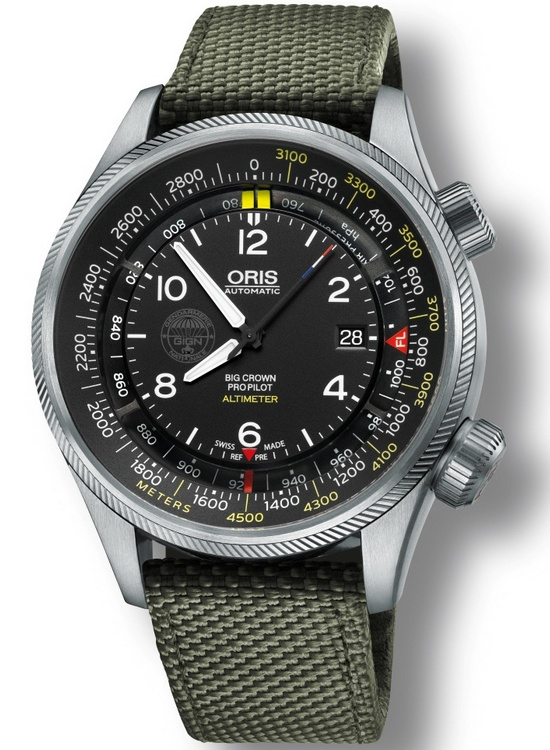 Oris GIGN Limited Edition Watch Front