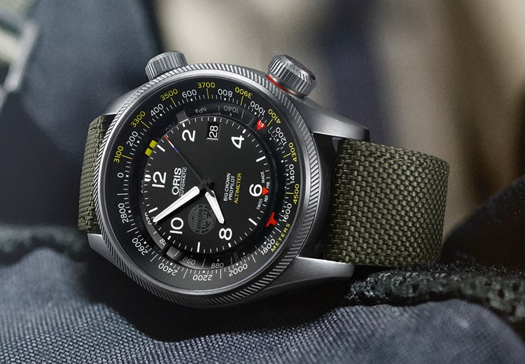 Oris GIGN Limited Edition Watch