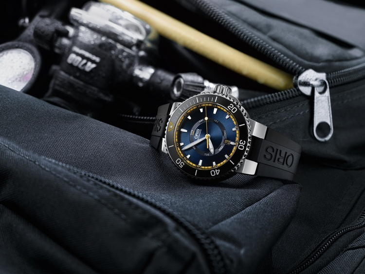 Oris Great Barrier Reef Limited Edition II Watch