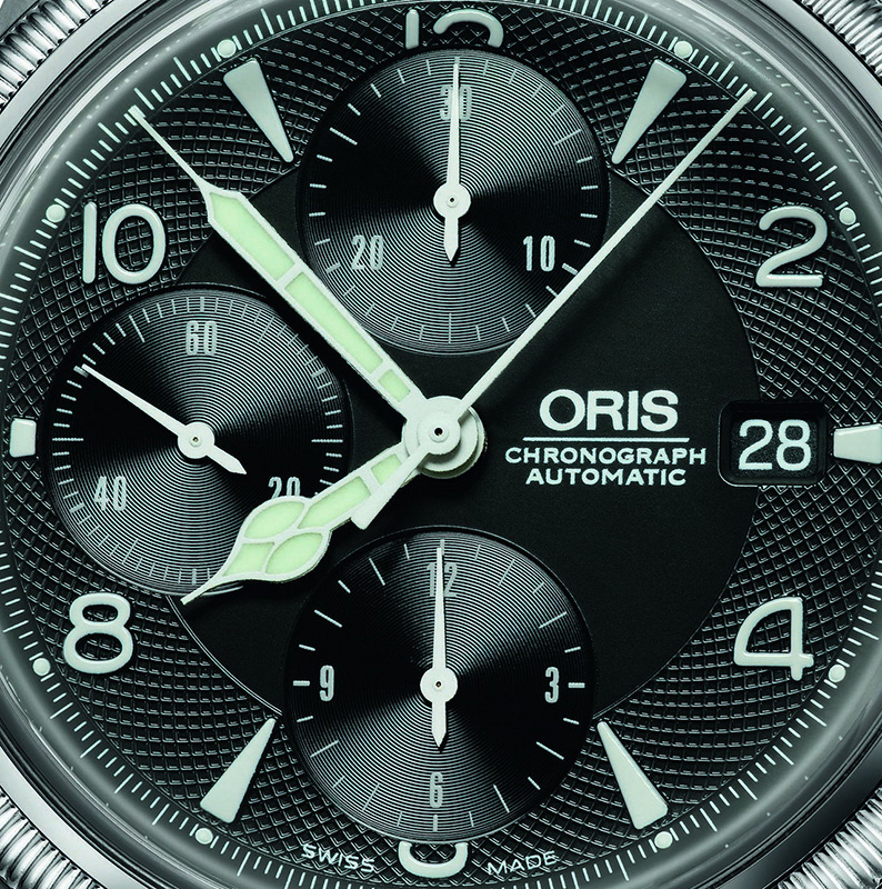 Oris Oskar Bider Limited Edition Watch Dial