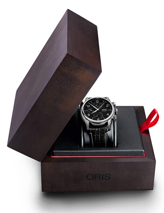 Oris RAID 2013 Limited Edition