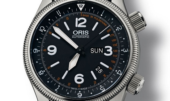 Oris Royal Flying Doctor Service Limited Edition Watch Dial