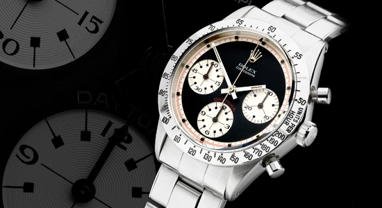 Rolex Cosmograph Daytona 1969 Paul Newman Watch