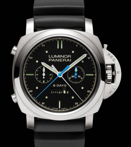 Panerai Luminor 1950 Rattrapante 8 Days Titanio - 47mm Watch