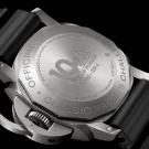 Panerai Luminor Submersible 1950 3 Days Automatic Titanio PCYC 10  Years Watch Case Back