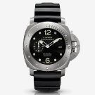 Panerai Luminor Submersible 1950 3 Days Automatic Titanio PCYC 10  Years Watch