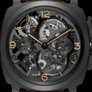 Panerai Lo Scienziato Luminor 1950 Tourbillon GMT Ceramica Watch Case