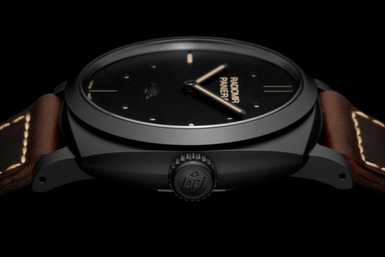Panerai Radiomir 1940 3 Days Ceramica Watch Side