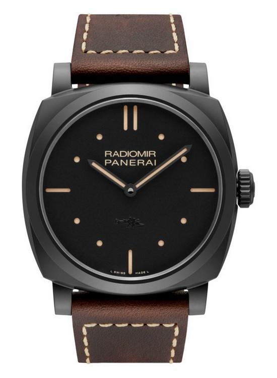 Panerai Radiomir 1940 3 Days Ceramica Watch Front