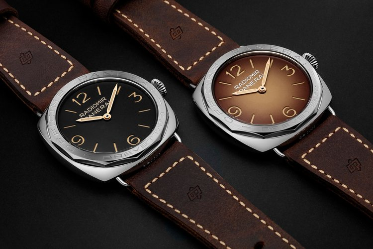 Panerai Radiomir 3 Days Acciaio Brevettato Watches