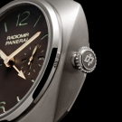 Panerai Radiomir Tourbillon GMT Titanio 48mm Watch PAM00315 detail