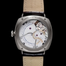 Panerai Radiomir Tourbillon GMT Titanio 48mm Watch PAM315 caseback