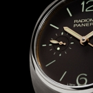 Panerai Radiomir Tourbillon GMT Titanio 48mm Watch PAM315 detail