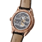 Gronefeld Parallax Tourbillon Red Gold Watch Back