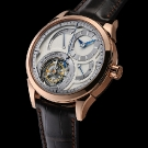 Gronefeld Parallax Tourbillon Red Gold Watch