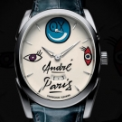 Parmigiani Fleurier Ovale Mister A. Limited Edition Watch