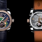 Parmigiani Fleurier Pershing Samba Madeira Front And Back Side