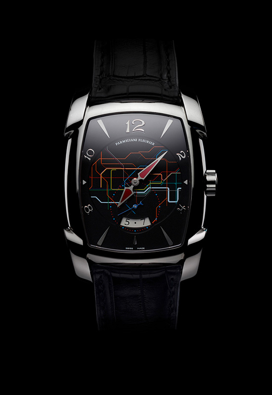 Parmigiani Fleurier Kalpa London Underground Watch