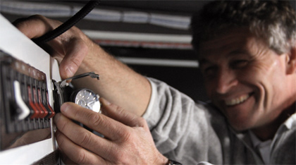 Parmigiani Transforma Rivages Watch Bernard Stamm
