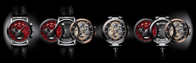 Parmigiani Transforma Elky Watch by Bertrand Grospellier Watches