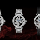 Pasha de Cartier Skeleton Dragon Motif Watches