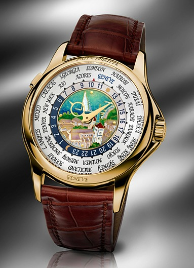 Patek Philippe Ref. 5131J World Time Watch