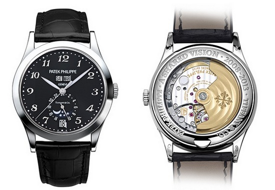 Patek Philippe Mens Annual Calendar Limited Edition 5396G-012 Watch