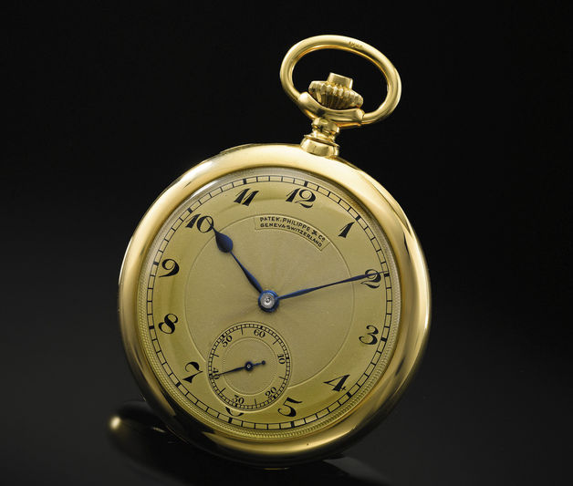 Patek Philippe Minute Repeater Pocket Watch, Patek Philippe Yellow Gold Tonneau Minute Repeater Watch, replica patek philippe watches, patek philippe replica watches, auction new york,Henry Graves Jr