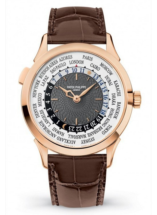 Patek Philippe World Time Watch Ref. 5230R Front