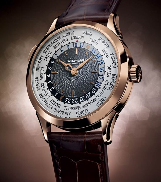 Patek Philippe World Time Watch Ref. 5230R