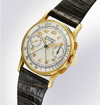 Patek Philippe Split Second Chronograph 1436 Watch