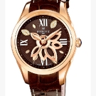 Perrelet New Diamond Flower Watch Brown