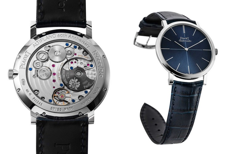 Piaget Altiplano 60th Anniversary Collection Automatic Watch