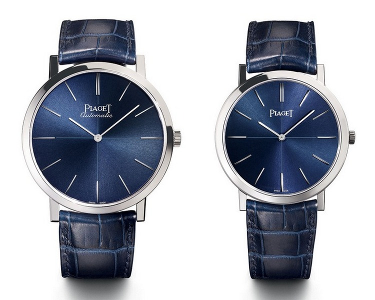 Piaget Altiplano 60th Anniversary Collection Watches