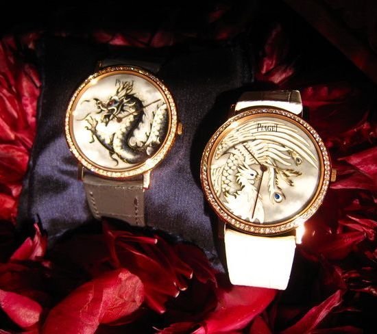 Piaget Dragon and Phoenix Altiplano 38 mm Watch