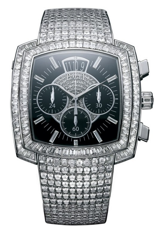 Piaget Cushion-shaped Limelight Watch