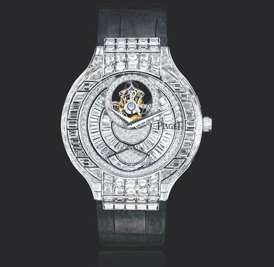 Piaget Polo Flying Tourbillon Watch