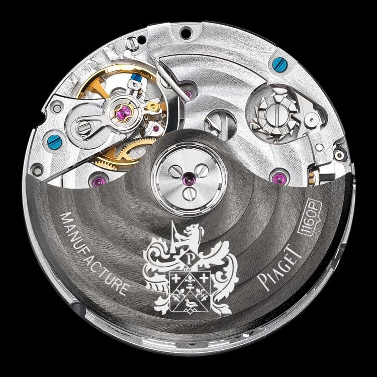 Piaget Caliber 1160P Movement