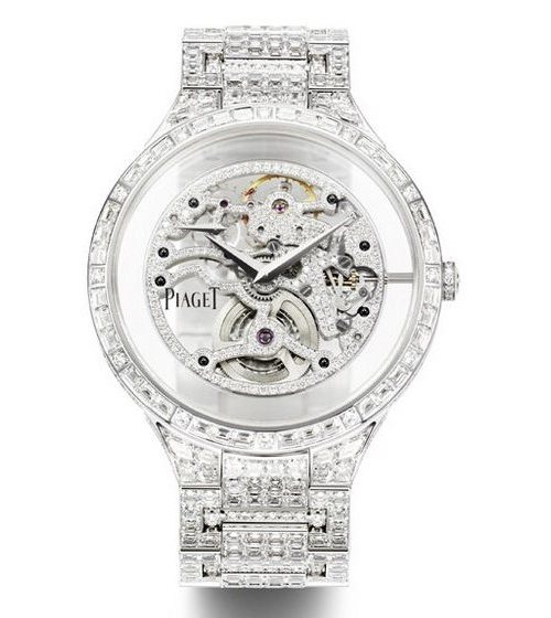 Piaget Dancer Skeleton Watch