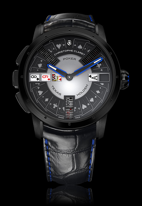 Christophe Claret Poker MTR.PCK05.041-060 Watch
