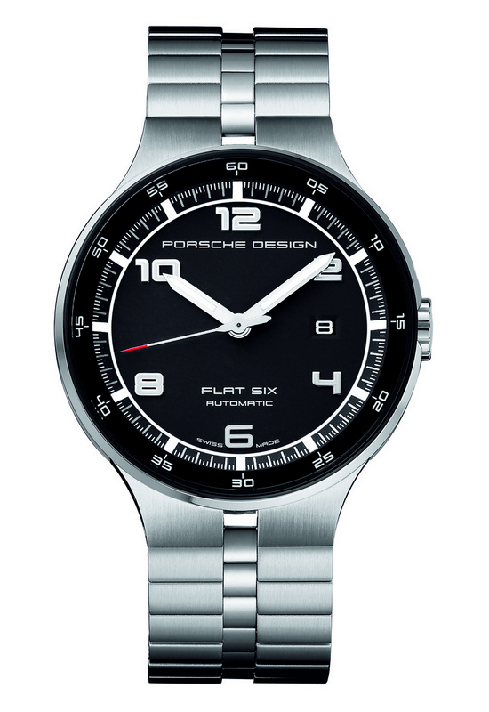 Porsche Design P'6350 Flat Six Watch