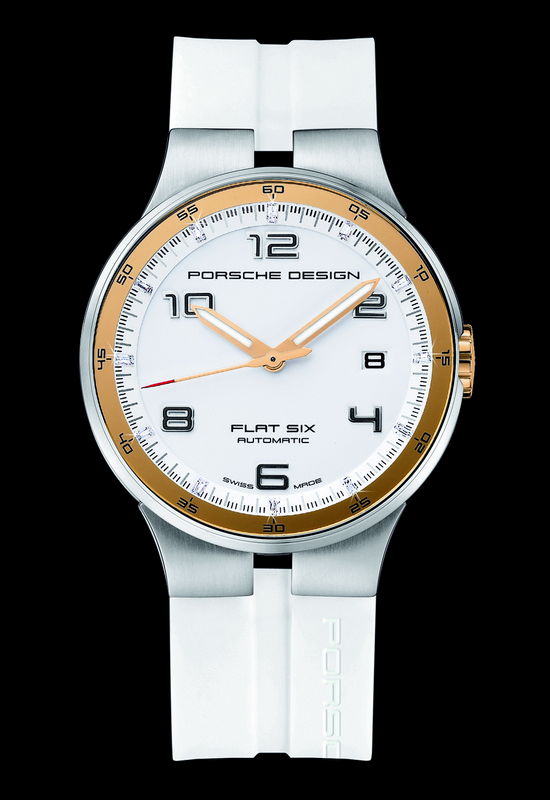 Porsche Design P'6351 Flat Six Watch